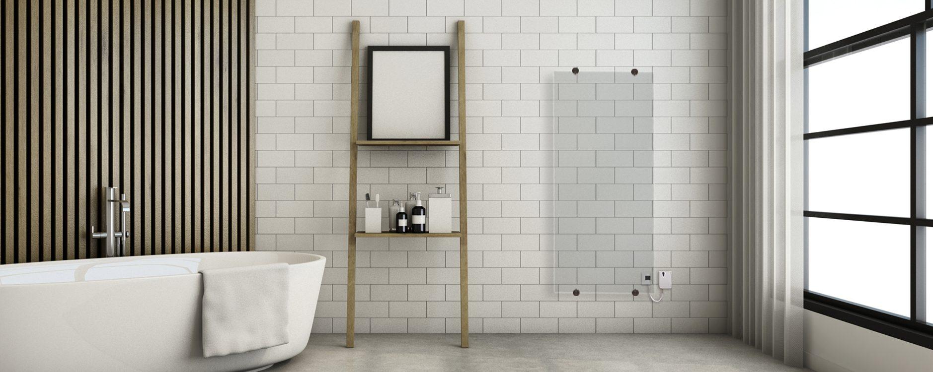 Bathroom clear