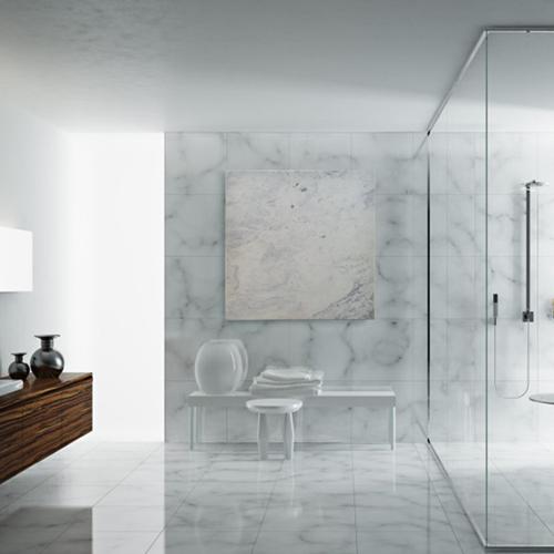 Marble image 7 White Grey